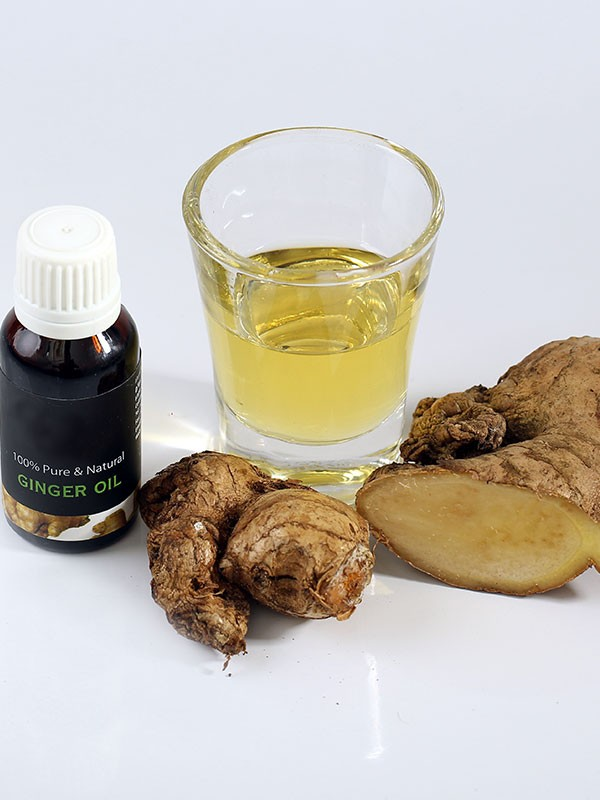Essential Oil - Ginger Oil - Sri Lanka