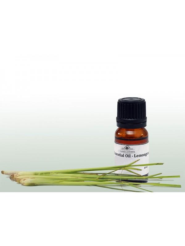 Essential Oil - Lemongrass Oil - Sri Lanka