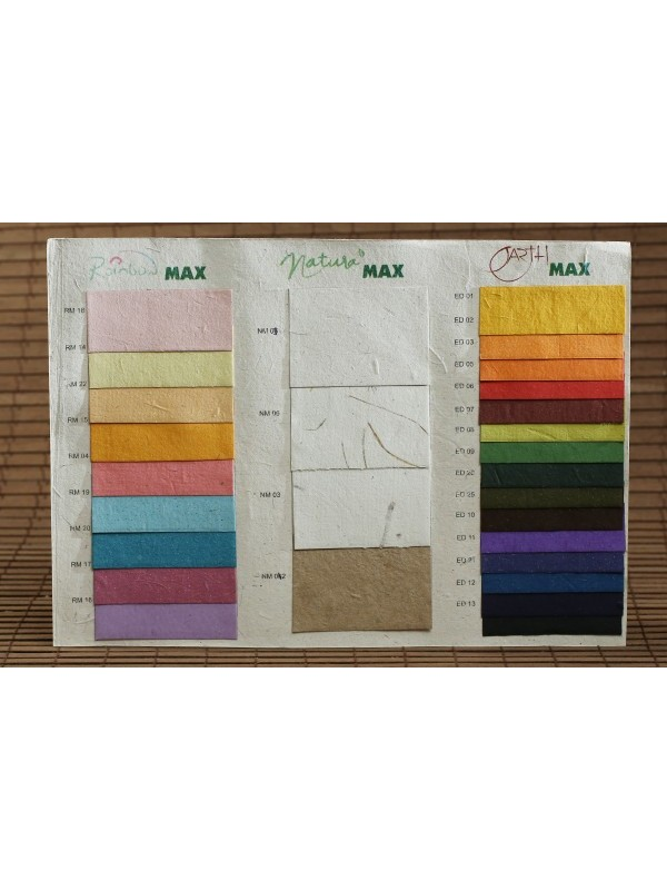 Handmade Paper Products - Wrapping Papers - Sri Lanka