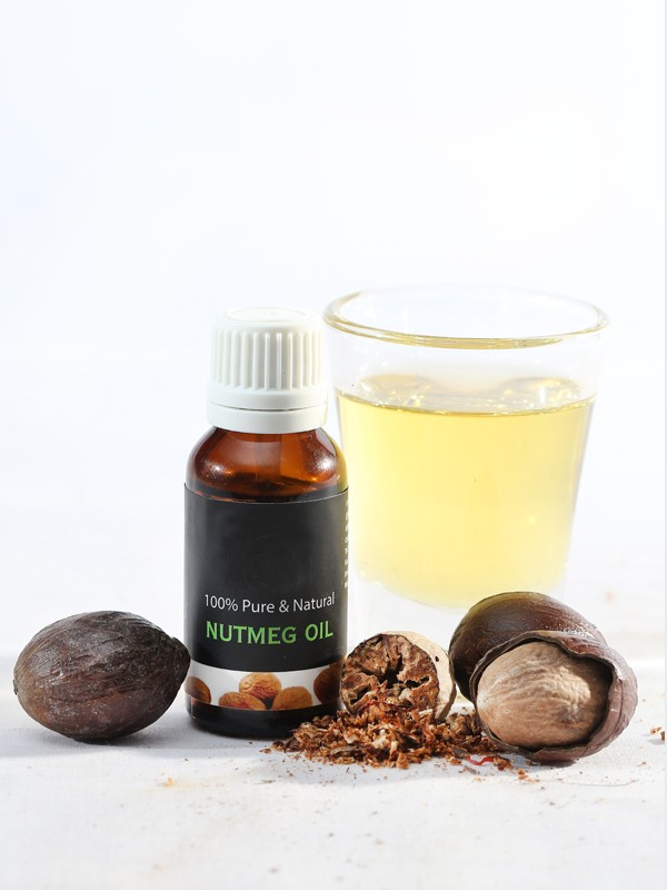 Essential Oil - Nutmeg Oil - Sri Lanka