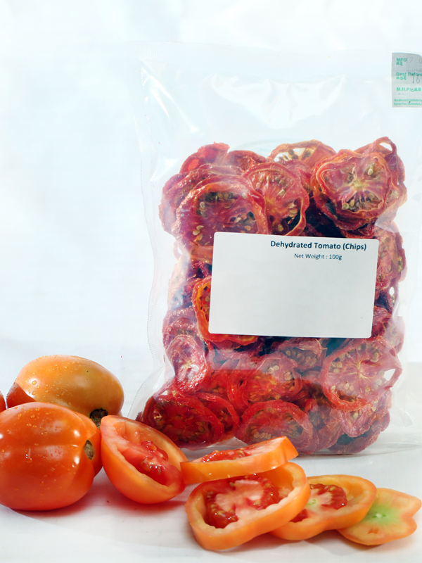 Dehydrated Tomato (Strips/Chips)
