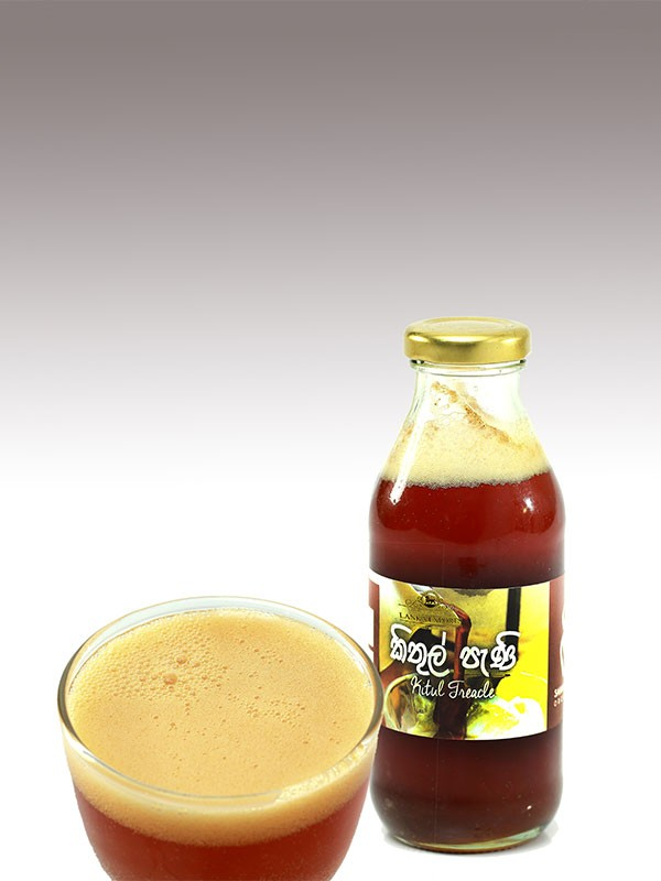 Lanka Exports - Processed Food Items - Palm Treacle - Sri Lanka