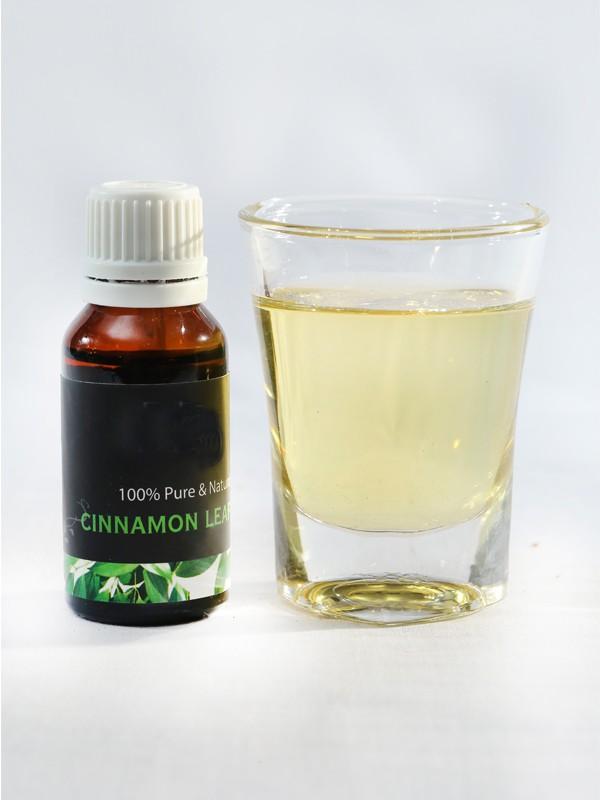 Essential Oil - Cinnamon Leaf Oil - Sri Lanka