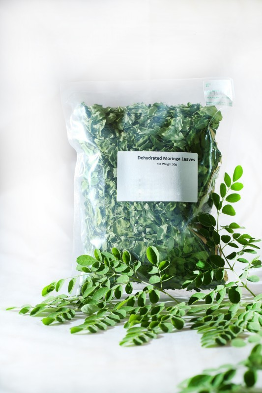Lanka Exports - Processed Food Items - Dehydrated Moringa Leaves - Sri Lanka