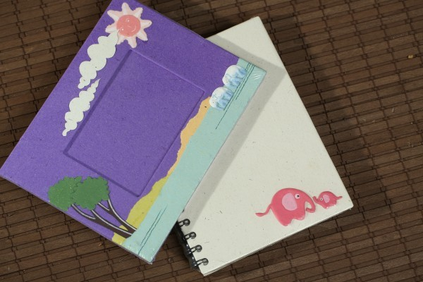 Handmade Paper Products - Stationery Items - Penholders - Booklets - Sri Lanka
